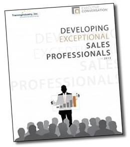 New Research: Why High Performing Sales Organizations are High Performing