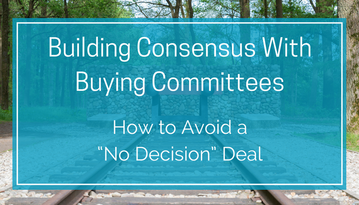 Building Consensus With Buying Committees (2)