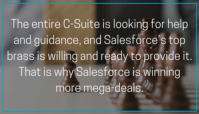 Salesforce executives stand behind c suite selling.png