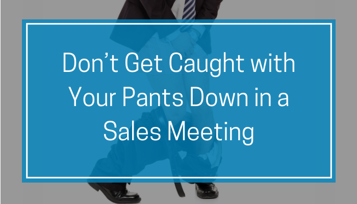 How to prepare for a sales meeting