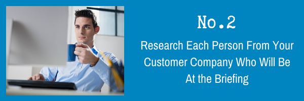 How to I Research My Customers (2)
