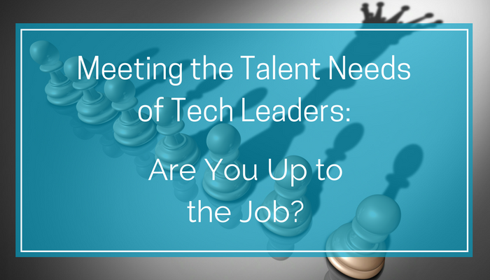 Talent Needs Tech Leaders