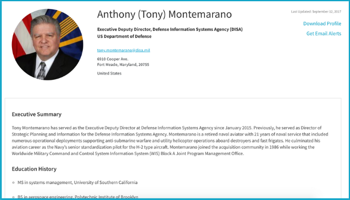 Sample Profile Images Anthony Montemarano