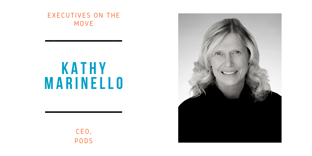 Kathy Marinello is the CEO of PODS