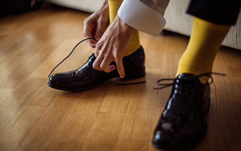 What Color Are Your Customer's Socks? Four Tips for More Effective Executive Briefings