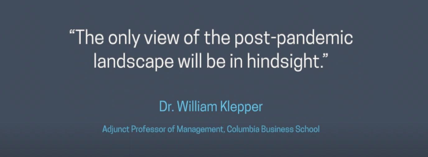 Dr. William Klepper quote
